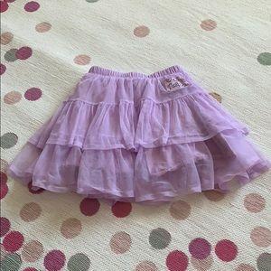 Girls Naartjie skirt